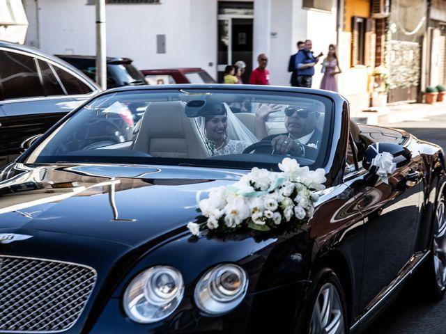 Il matrimonio di Alex e Ilenia a San Ferdinando, Reggio Calabria 13