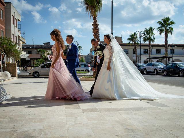 Il matrimonio di Alex e Ilenia a San Ferdinando, Reggio Calabria 15