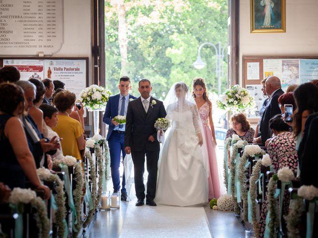 Il matrimonio di Alex e Ilenia a San Ferdinando, Reggio Calabria 16