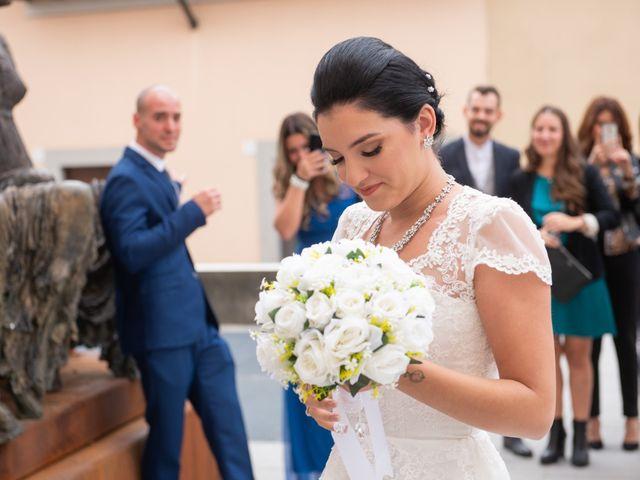 Il matrimonio di Alessandro e Katia a Soncino, Cremona 2