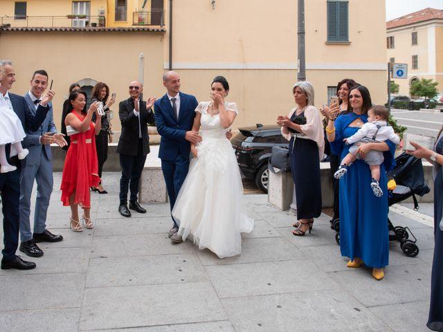 Il matrimonio di Alessandro e Katia a Soncino, Cremona 40