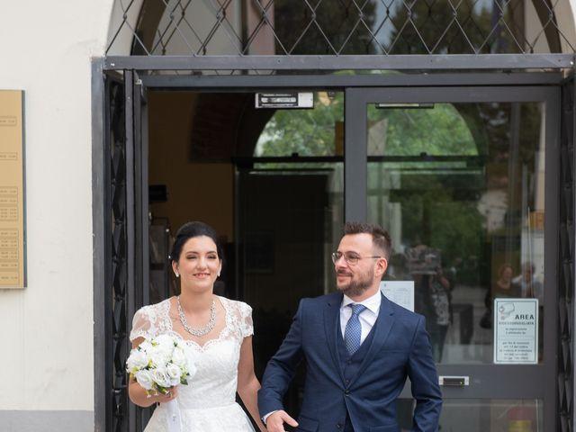 Il matrimonio di Alessandro e Katia a Soncino, Cremona 45