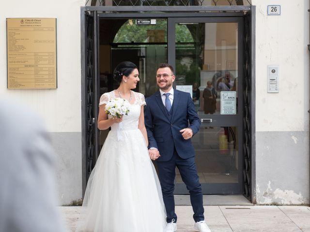 Il matrimonio di Alessandro e Katia a Soncino, Cremona 46