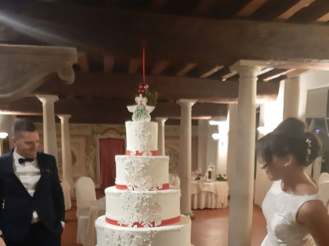 Il matrimonio di Fabio e Francesca a Cervesina, Pavia 1