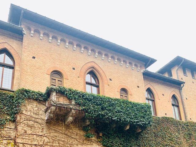 Il matrimonio di Fabio e Francesca a Cervesina, Pavia 4