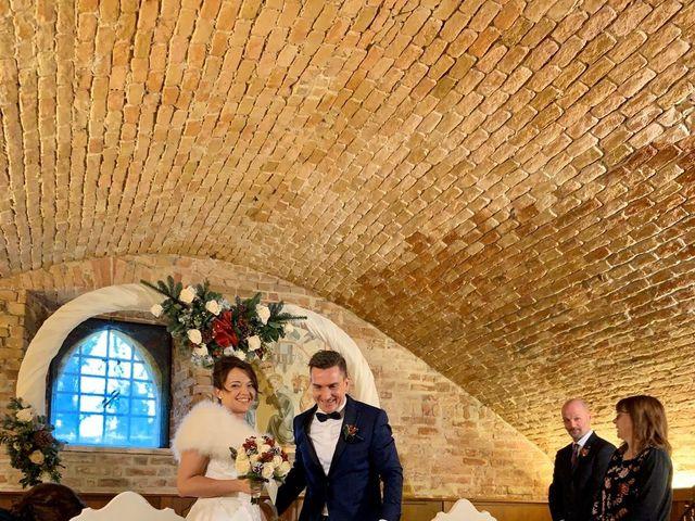 Il matrimonio di Fabio e Francesca a Cervesina, Pavia 7