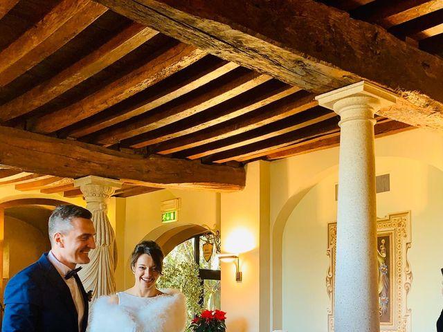 Il matrimonio di Fabio e Francesca a Cervesina, Pavia 9