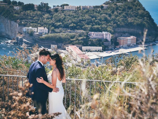 Il matrimonio di Marco e Antonella a Napoli, Napoli 23