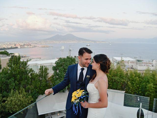 Il matrimonio di Marco e Antonella a Napoli, Napoli 1