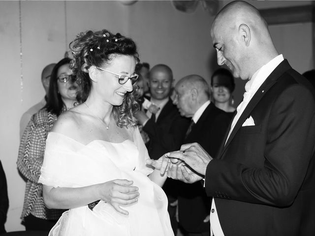 Il matrimonio di Alessio e Pamela a Casale sul Sile, Treviso 10