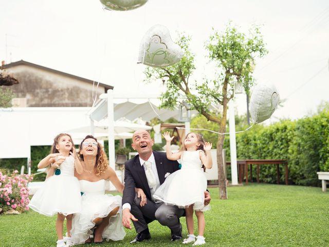 Il matrimonio di Alessio e Pamela a Casale sul Sile, Treviso 22