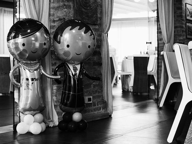 Il matrimonio di Alessio e Pamela a Casale sul Sile, Treviso 38