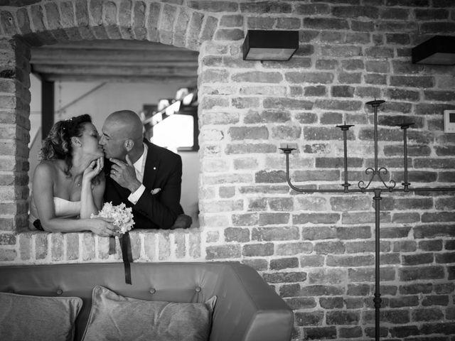 Il matrimonio di Alessio e Pamela a Casale sul Sile, Treviso 56