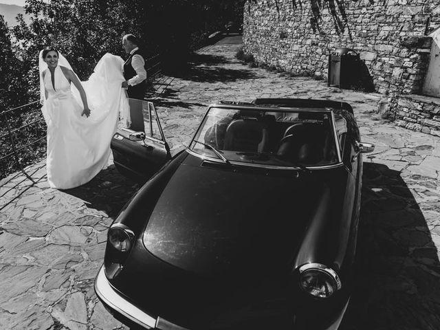 Il matrimonio di Costantinos e Viviana a Sestri Levante, Genova 22
