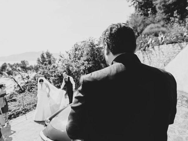 Il matrimonio di Costantinos e Viviana a Sestri Levante, Genova 1