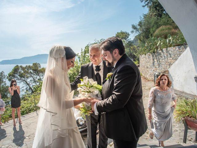 Il matrimonio di Costantinos e Viviana a Sestri Levante, Genova 23