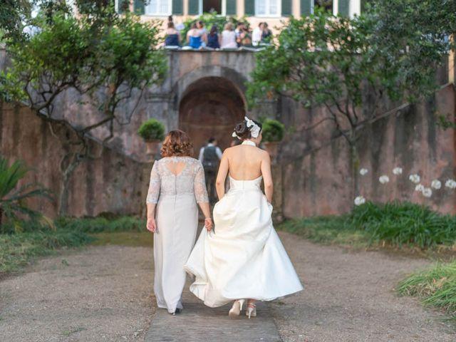 Il matrimonio di Costantinos e Viviana a Sestri Levante, Genova 39