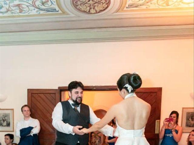 Il matrimonio di Costantinos e Viviana a Sestri Levante, Genova 45
