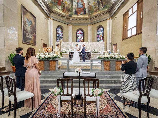 Il matrimonio di Stefano e Sara a Cucciago, Como 13