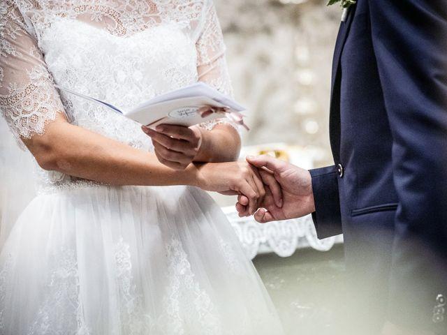Il matrimonio di Stefano e Sara a Cucciago, Como 14