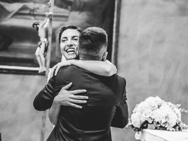 Il matrimonio di Stefano e Sara a Cucciago, Como 15