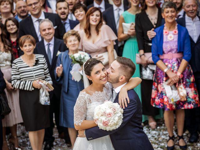 Il matrimonio di Stefano e Sara a Cucciago, Como 18