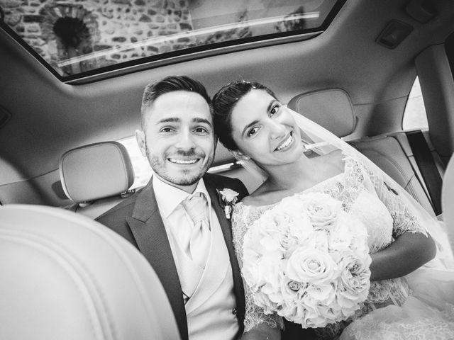 Il matrimonio di Stefano e Sara a Cucciago, Como 19
