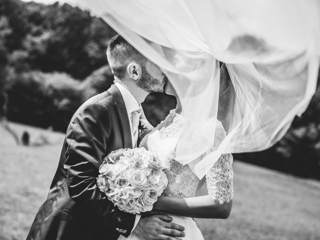 Il matrimonio di Stefano e Sara a Cucciago, Como 20