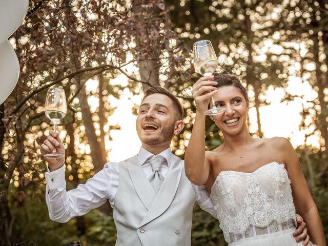 Il matrimonio di Stefano e Sara a Cucciago, Como 27