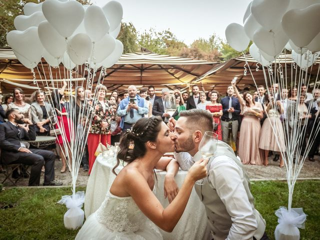 Il matrimonio di Stefano e Sara a Cucciago, Como 28