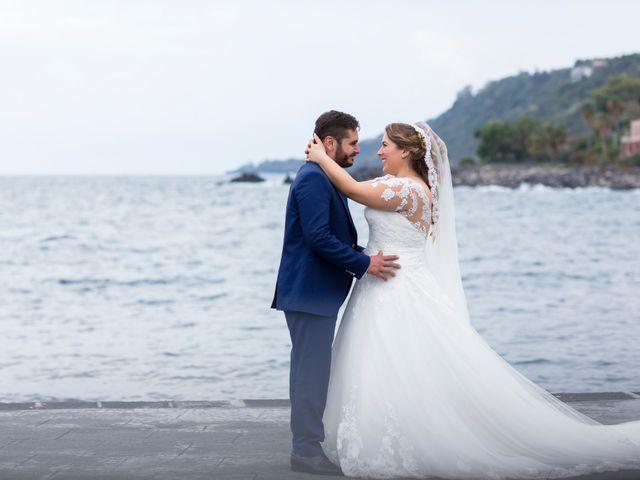Il matrimonio di Martina e Salvo a Aci Catena, Catania 3