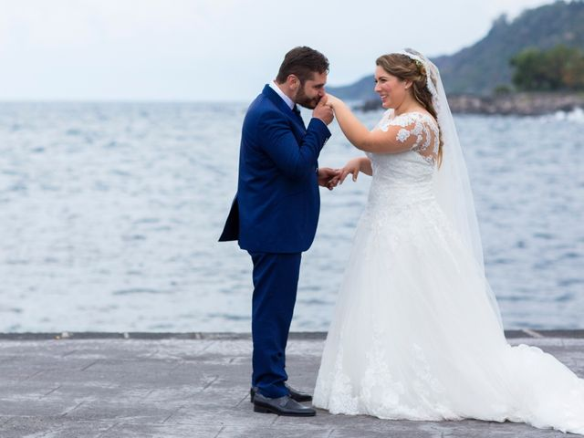 Il matrimonio di Martina e Salvo a Aci Catena, Catania 4