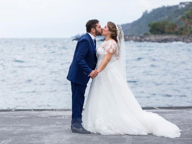 Il matrimonio di Martina e Salvo a Aci Catena, Catania 5