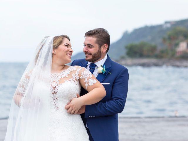 Il matrimonio di Martina e Salvo a Aci Catena, Catania 9