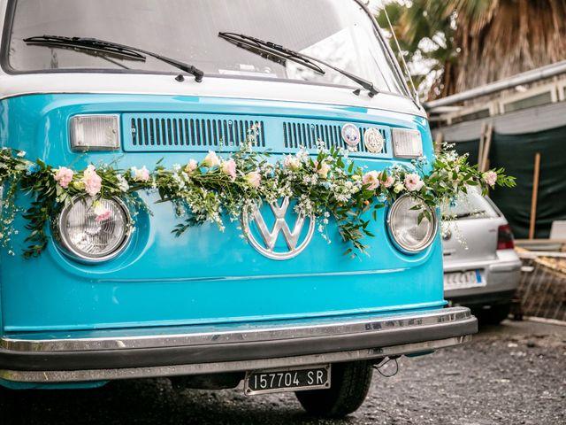 Il matrimonio di Martina e Salvo a Aci Catena, Catania 27