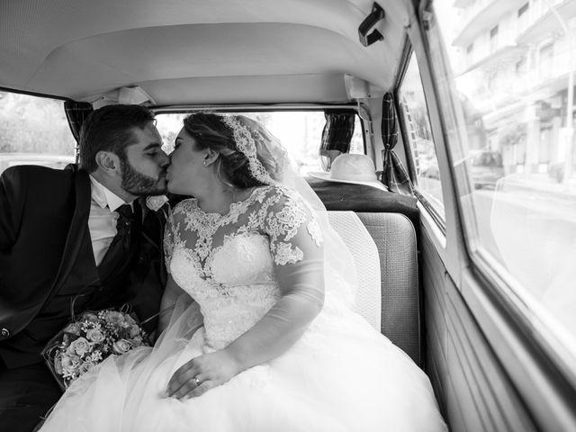 Il matrimonio di Martina e Salvo a Aci Catena, Catania 30