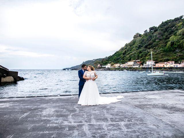 Il matrimonio di Martina e Salvo a Aci Catena, Catania 31