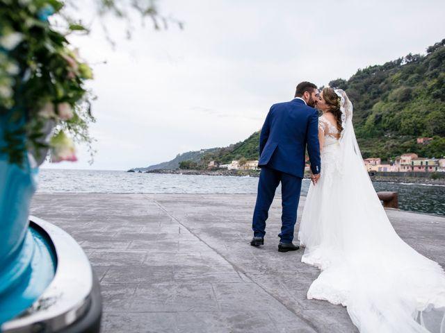Il matrimonio di Martina e Salvo a Aci Catena, Catania 32