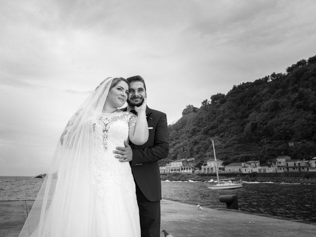 Il matrimonio di Martina e Salvo a Aci Catena, Catania 35