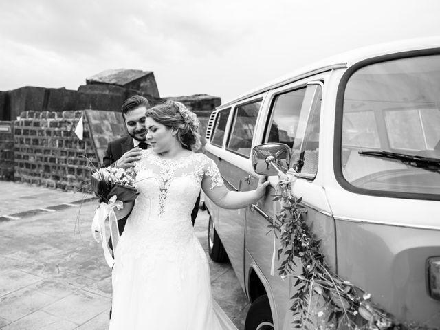 Il matrimonio di Martina e Salvo a Aci Catena, Catania 37