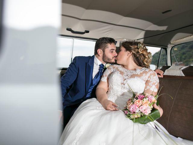 Il matrimonio di Martina e Salvo a Aci Catena, Catania 38
