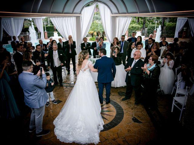 Il matrimonio di Martina e Salvo a Aci Catena, Catania 48
