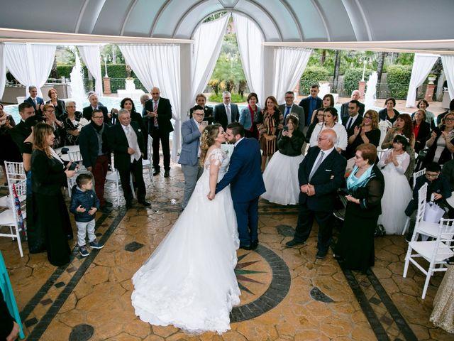 Il matrimonio di Martina e Salvo a Aci Catena, Catania 49