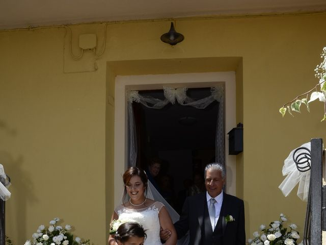 Il matrimonio di Raffaele e Rosanna a San Sosti, Cosenza 31