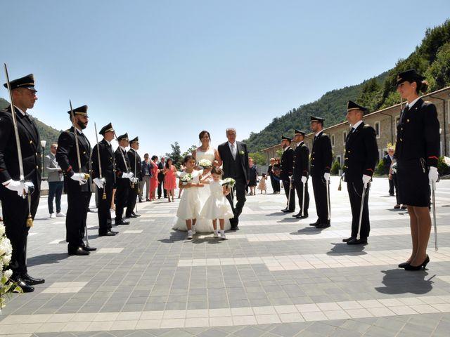Il matrimonio di Raffaele e Rosanna a San Sosti, Cosenza 32