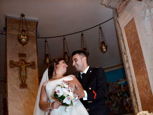 Il matrimonio di Raffaele e Rosanna a San Sosti, Cosenza 36