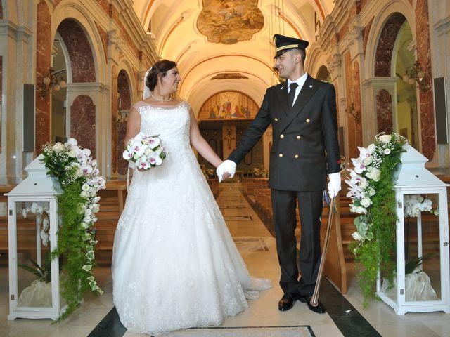 Il matrimonio di Raffaele e Rosanna a San Sosti, Cosenza 38