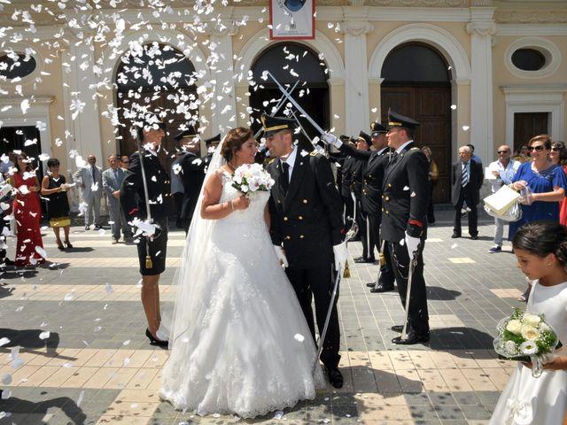 Il matrimonio di Raffaele e Rosanna a San Sosti, Cosenza 39