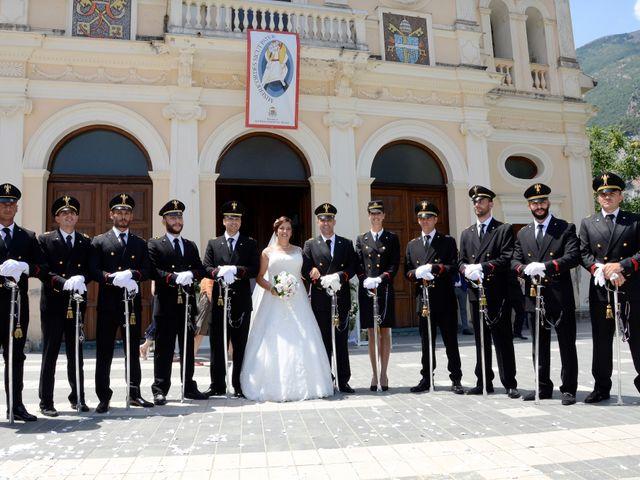 Il matrimonio di Raffaele e Rosanna a San Sosti, Cosenza 40