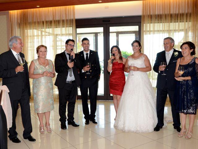 Il matrimonio di Raffaele e Rosanna a San Sosti, Cosenza 49